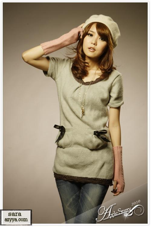 مدل های جدید لباس اسپرت فشن دخترانه 1392