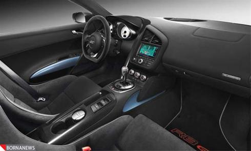 عکس هایی از رونمایی سوپر اسپورت جدید آئودی R8 GT Spyder