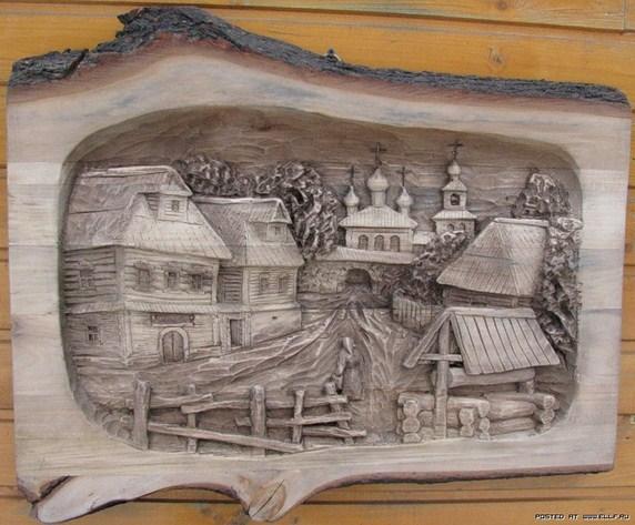 عکس هایی از منبت کاری زیبا و جالب یک هنرمند