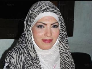 خواننده زیبای مصر محجبه شد