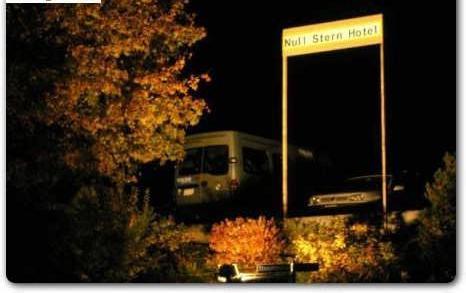 عکس هایی جالب و دیدنی از هتل صفر ستاره!