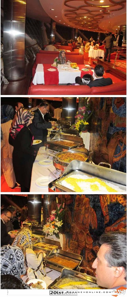 قیمت باورنکردنی یک وعده غذا در رستوران تهران
