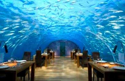 هتلی بسیار زیبا که بی شباهت به بهشت نیست
