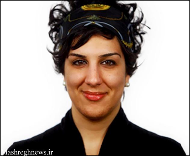 کشف حجاب دخترمدیر ایرانی در برنامه تلوزیونی