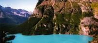 عکس های بسیار دیدنی از زیباترین دریاچه های جهان