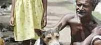 ازدواج اجباری دختری 9 ساله با یک سگ + عکس