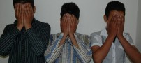 دستگیری سه قاتل مرحوم روح الله داداشی + عکس
