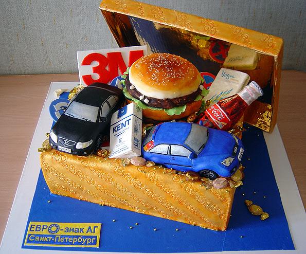 عکس کیک های شگفت انگیز