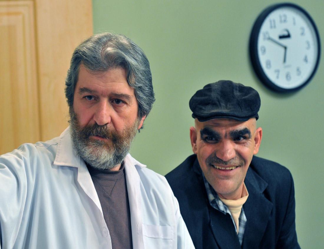 عکس هایی دیدنی از سریال طنز ساختمان پزشکان