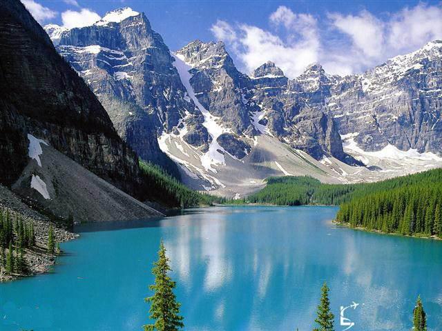 عکس هایی بسیار دیدنی از زیباترین دریاچه های جهان