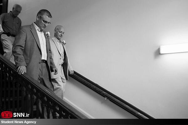 عکسهای باور نکردنی از ازدواج احمقانه همجنس بازان