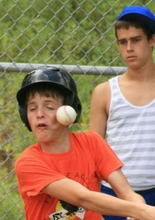 عکس هایی از سوژه های بسیار خنده دار ورزشی