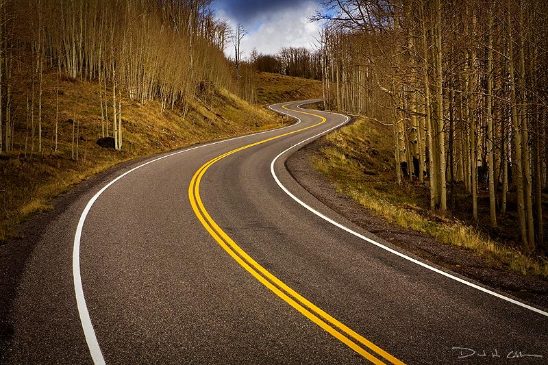 عکس هایی از زیبا ترین و رویایی ترین جاده های جهان