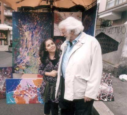 دختر 12 ساله ایرانی نابغه نقاشی جهان شد + عکس