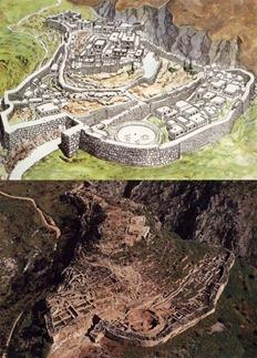 ده تمدنی که به طرز مرموزی ناپدید شدند!! +عکس
