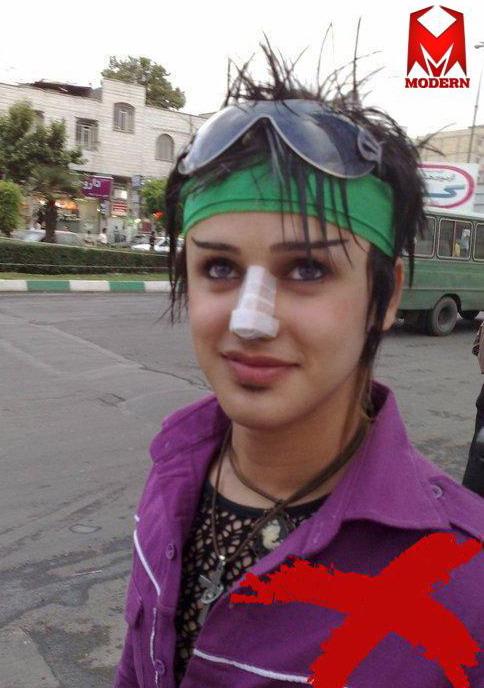 شما چی فکر می کنید ، این دختر هست یا پسر ؟!!!