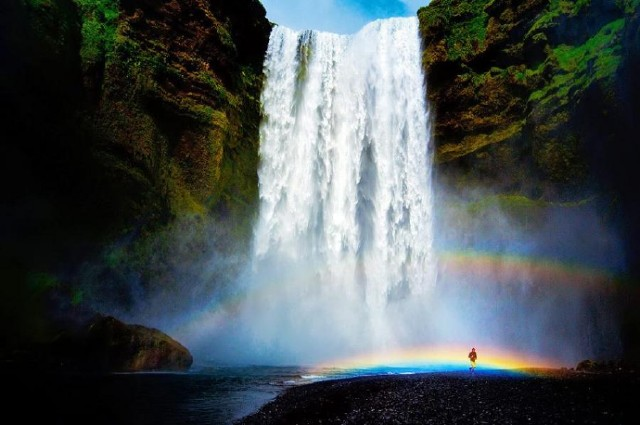 عکس هایی بسیار زیبا از عظمت بی نهایت پروردگار