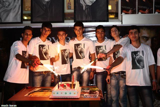 عکس هایی از جشن تولد محسن چاووشی +گزارش