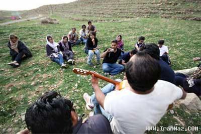 اردوی دانشجویی دانشگاه آزاد یا لاس وگاس؟ +تصاویر