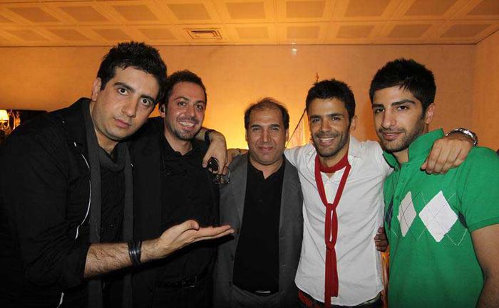 عکس های کنسرت سیروان خسروی ، www.irannaz.com