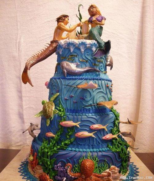 عکس+خنده+دار+ترین+کیک+تولد+دنیا