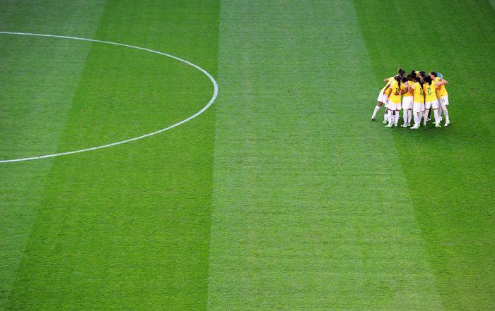 عکس های دیدنی از جام جهانی فوتبال زنان 2011