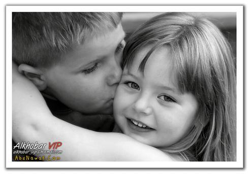 عکس های زیبا و دیدنی از بوسه های شیرین زندگی