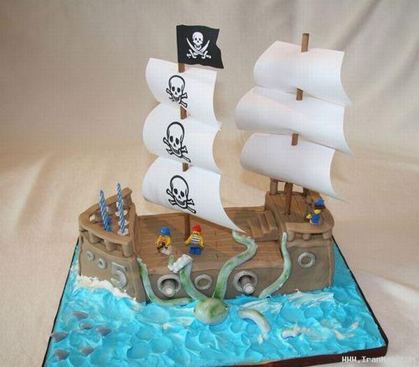 عکس جالب ترین کیک ها