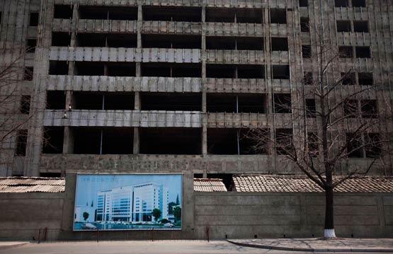 مخوف ترین و عجیب ترین پایتخت جهان +تصاویر