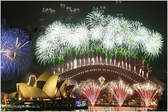 10 روز جشن معروف سراسر جهان (+عکسها)
