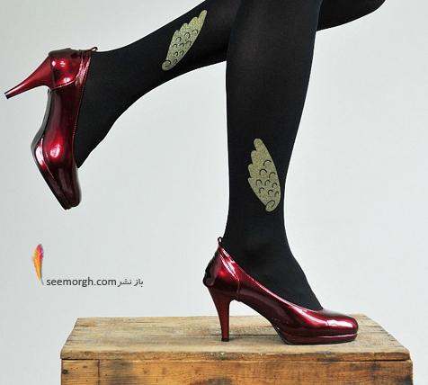 مدلهای جوراب زنانه که به تازگی مد شده