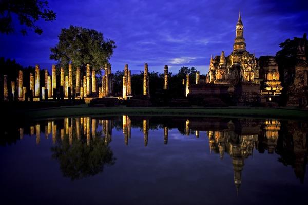 زیباترین مقاصد توریستی آسیا