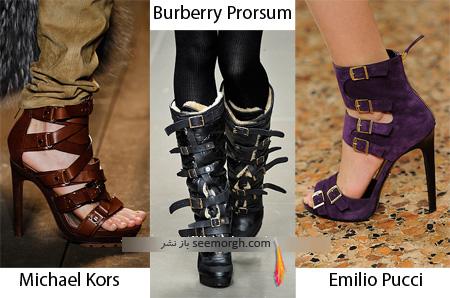 مدلهای کفش پاشنه بلند زنانه 2010 -2011