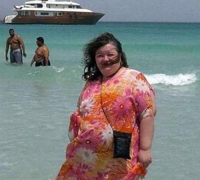 زنی که در 1.5سال تبدیل به یک مانکن شد!!