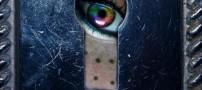 عکس هایی از چشم های زیبا و رنگی