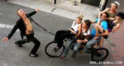 خنده دارترین و چندش آورترین رکوردهای جهان +عکس
