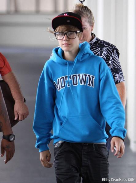 عکس هایی از جاستین بیبر خواننده جدید هالیوودی ، Justin Bieber ، www.irannaz.com
