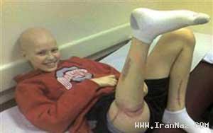 حادثه ای عجیب و غیرقابل باور برای یک پسر! +عکس