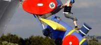 عکس هایی فوق العاده فلوگ تاگ ، روز پرواز در مسكو
