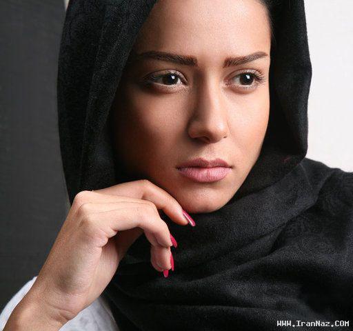 عکس های پری ناز ایزدیار بازیگر پنج کیلومتر تا بهشت ، www.irannaz.com