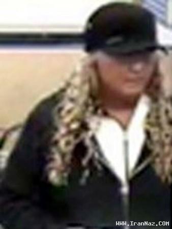 دزدی یک زن با چهره های مختلف!! (گزارش تصویری)