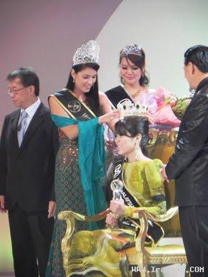 عکس های انتخاب دختر شایسته مالزی در سال 2011