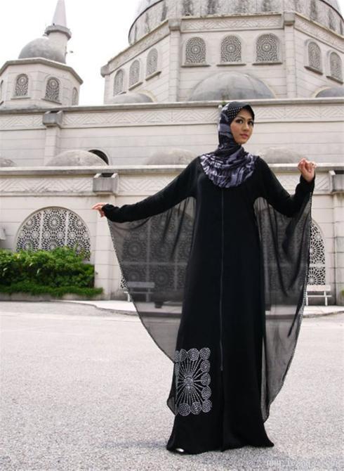 عکس های مانکن های اسلامی در کشورهای مختلف