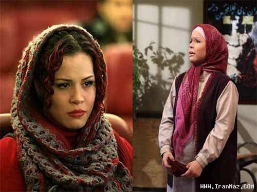ملیکا شریفینیا  ، www.irannaz.com