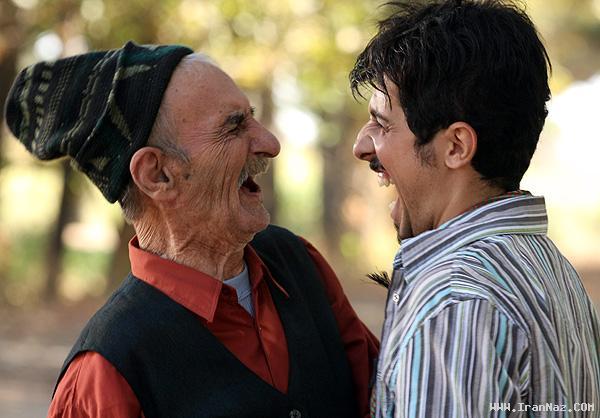 عکس هایی بسیار خنده دار و دیدنی از احمد پور مخبر