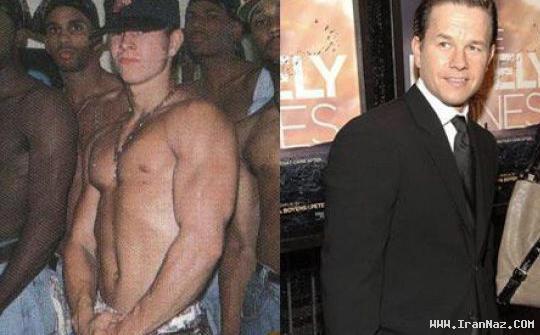 قبل و بعد از معروف شدن بازیگران سرشناس جهان!!