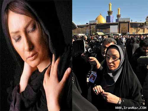 هانیه توسلی، www.irannaz.com