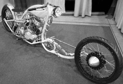 عکس های عجیب ترین و خنده دارترین موتور های چاپر