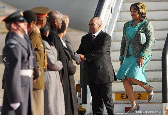 هوس باز ترین رئیس جمهور با 5 زن و 20 فرزند +عکس