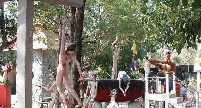 عکس های دیدنی از ترسناک ترین پارک جهان در تایلند